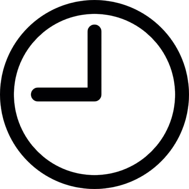 horloge-ronde-a-neuf-heures-apercu 318-35668
